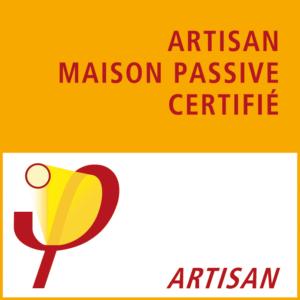 Cliquez sur l′image pour voir le détail de notre certification passiv haus institute