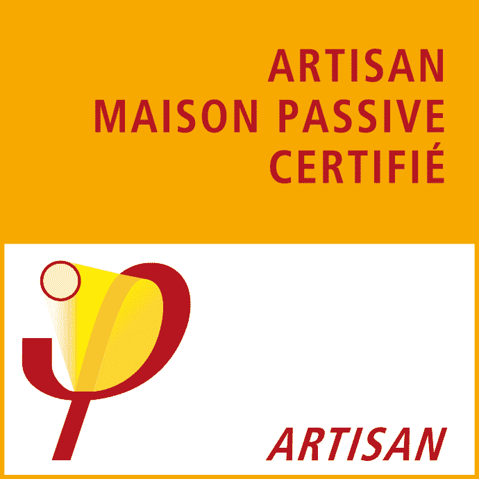Cerrtification artisan maison passive